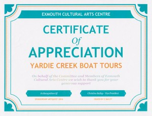 Exmouth Cultural Arts Centre